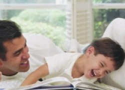 Родители — пример для детей.