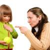 Ошибки в конфликтах с детьми