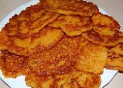 Оладьи из картофеля