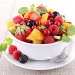 Здоровое питание важно для детей.