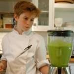 Ребенок признана одним из самых популярных шеф-поваров