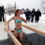 Семь мест для купания на Крещение будет оборудовано в Нижнем Новгороде.