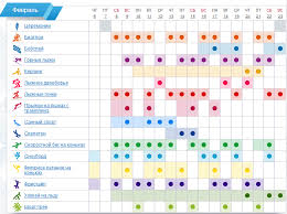 зимние паралимпийские игры календарь