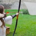 История стрельбы из лука.