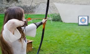 История стрельбы из лука