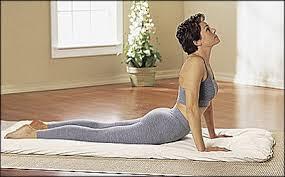 Купила коврик для йоги нескользящий!