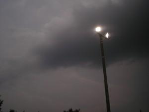 фото небо тучи гроза