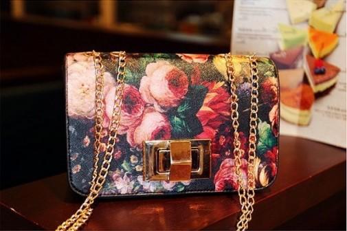 Цветочные сумки