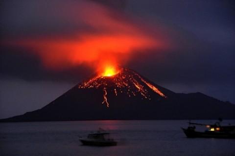 Удивительные факты о вулкане